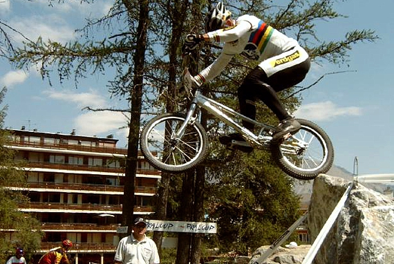 2003 » August - World Cup in Pra Loup/Frankreich