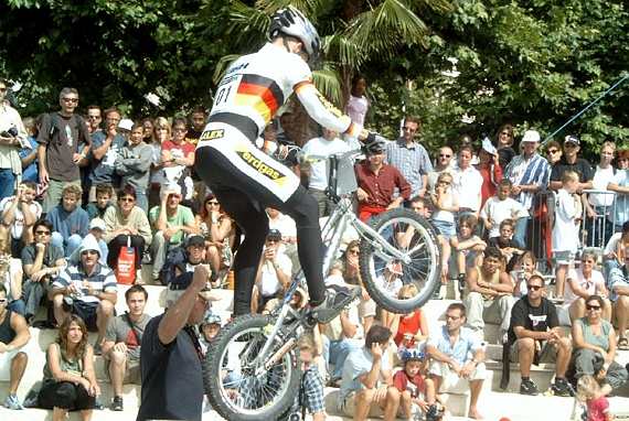 2004 » August - UCI World Cup in Lausanne / Schweiz