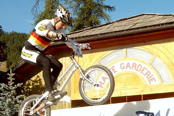 2004 » August - UCI World Cup in Pra Loup / Frankreich