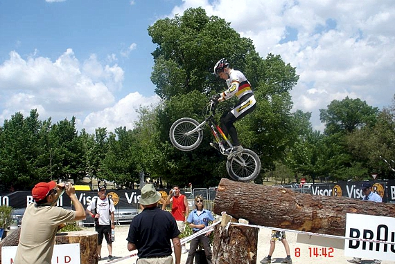 2005 » Mai - UCI World Cup in Madrid / Spanien
